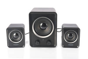 ednet 2.1 Mini Subwoofer Sound-System