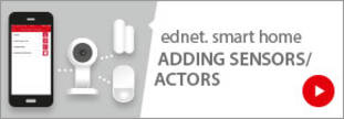 Setup your actors and sensors.