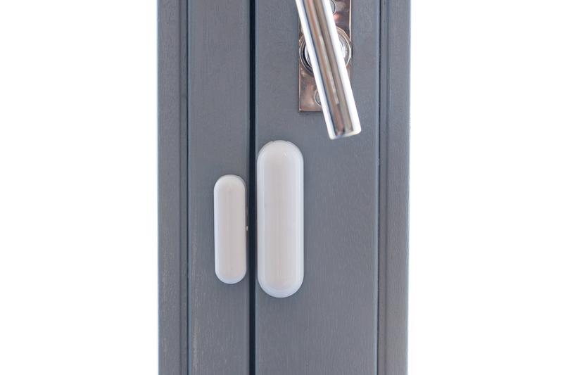 ednet smart home starter kit security kamera berwachung. Black Bedroom Furniture Sets. Home Design Ideas